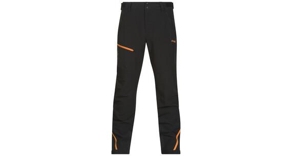 Bergans M's Osatind Pant Black/Pumpkin